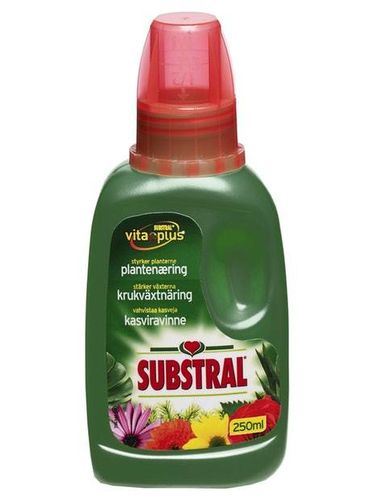 Substral kasviravinne 250ml